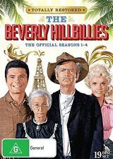 The Beverly Hillbillies: Seasons 1 - 4 NEW R4 DVD