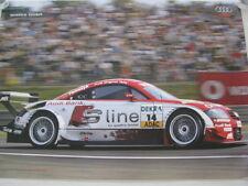 Quattro GmbH Audi TT-R V8 DTM 2003 #14 Martin Tomczyk (GER)