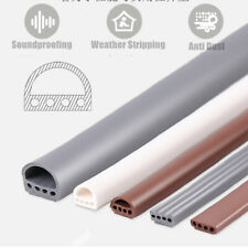 Porous Weather Stripping Windows Doors Seal Strip Soundproof Weatherstrip Gap