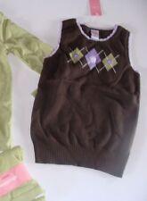 Gymboree Cowgirls at Heart Girls Size 8 Leggings Sweater 7-8 Set Horse Pony NWT