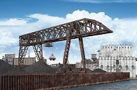 WALTHERS CORNERSTONE HO SCALE BRIDGE CRANE KIT 933-2906