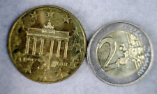 2 EURO COINS : 2-1/2 EUROS 1997 + 2 EUROS 2005 (Stock# 526)