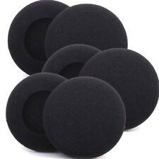 Replacement Sponge Headphone Ear Pads Black Earphone Cushion Cover 16 Pcs