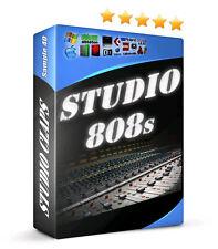 117 Thick Warm Studio Processed 808 Kicks MPC Roland FL Studio ProTools Reason