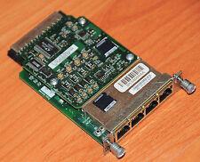 Cisco HWIC-4ESW-POE 6Month Warranty