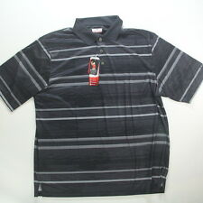 Grand Slam Golf Polo/Rugby Shirt Caviar Driflow Men's Sz 2XLT XX-Large Tall NEW