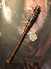 ThreeZero TWD The Walking Dead negan Lucille chauve-souris Loose échelle 1/6th