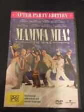 Mamma Mia DVD The Movie