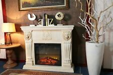 Designer Electric Fireplaces Fully Assembled Various Modes & Remote Control NEW