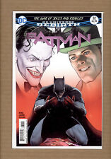 BATMAN #32 PROPOSAL ANSWER REBIRTH DC COMICS NM 2017
