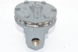 NEW FISHER 2625 VOLUME BOOSTER 150 psi 2625-6 3/8'' Supply Port 1/2'' Exh Port