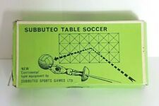 More details for subbuteo goal keeper training board set c.125 - vintage subbuteo accessories