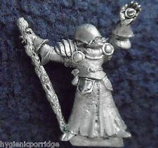 1985 Chaos Sorcerer 0208 08 CH5 Bahl the Faceless Citadel Warhammer Army Mage GW