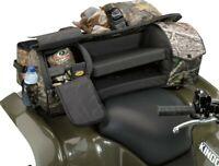 Moose ATV Ridgetop Rear Seat Universal Soft Bag, Mossy Oak Camo (3505-0215)