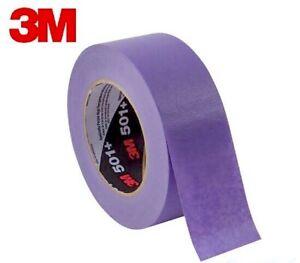 3M Purple 150 High Temperature Automotive Masking Tape 18mm x 55m