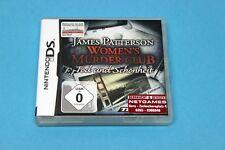 Nintendo DS Spiel - James Patterson Women´s Murder Club, Tod und Schönheit - OVP