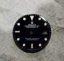 Rolex Explorer II Black Dial 16550 Stamped B365