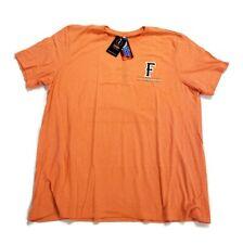 New Image One NCAA CSU Fullerton Titans Short Sleeve T-Shirt Size 2XL Orange