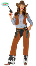 0259/_ WIDMANN Costume vestito cowboy western carnevale bambino mod
