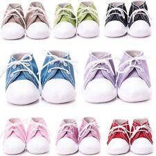 Baby-Turnschuhe & Sneaker mit Schnürsenkeln für Mädchen