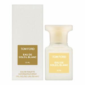 TOM FORD EAU DE SOLEIL BLANC 1/1.0 oz (30ml) EDT Spray NEW & SEALED