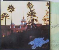 THE EAGLES - Hotel California ~ GATEFOLD VINYL LP + POSTER