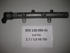 Audi Q5 8R CCW 2,7 3,0 TDI Conduite de pression Distributeur de carburant