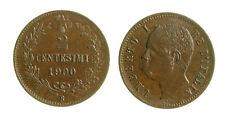 s494_10) Regno Umberto I (1878-1900) - 2 centesimi 1900