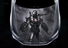 Iron Man War Machine #1 Car Hood Wrap Full Color Vinyl Sticker Decal Fit Any Car