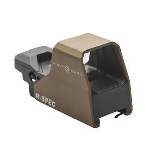 Sightmark Ultra Shot R-Spec Reflex Sight Rifle Scope with QD Mount (SM26031DE)