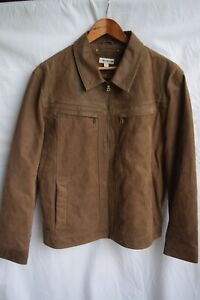 Reserve brown suede jacket...size XL...Excellent condition