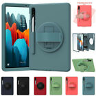 For Samsung Galaxy Tab A/A7 Lite S7/S7 Plus Tablet Case Shockproof Stand Cover