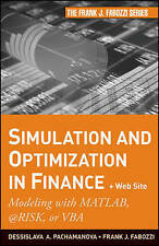 Simulation + Web Site (Fabozzi) (Frank J. Fabozzi Series), Fabozzi, Frank J., Pa
