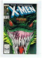 Marvel Comics The Uncanny X-Men #232 NM- 1988