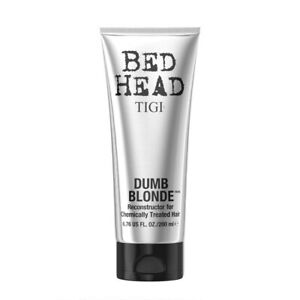 Tigi Bed Head Dumb Blonde Reconstructor (For Chemically Treated Hair) 200ml