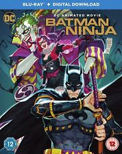 Batman Ninja  [2018] (Blu-ray)