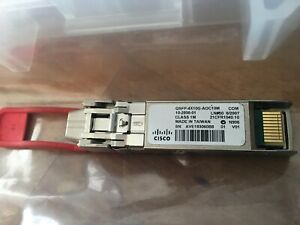 CISCO GENUINE QSFP-4X10G-AOC10M SFP