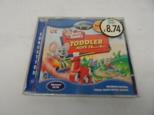 Reader Rabbit: Toddler (Ages 18 Months - 3 Years) Windows 95/98 & Mac CD-ROM
