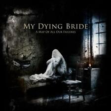 My Dying Bride-a map of all our failures CD + DVD #74134