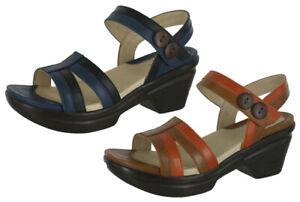 Sanita Women's Sienna Mules Heels Sandals Shoes - Color Options