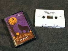 Hallmark Howl-O-Ween Scary Halloween Sounds 45-minute Horror Cassette
