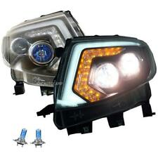 Ford Ranger T6 Pickup Xlt Wild Track Pf Xl Drl Led Projector Head Lamp Hid 11-15