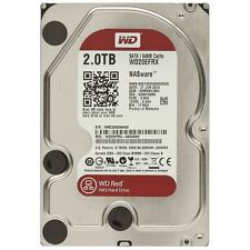 "NEW Western Digital WD Red WD20EFRX 2TB NAS Hard Drive 3.5"" SATA III 64MB Cache"