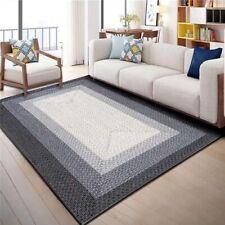Living Room Bedroom Woven Art Carpet Non-slip Floor Mats Kitchen Carpet