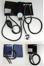 Aneroid Sphygmomanometer Adult Cuff Blood Pressure + child + large adult cuffs