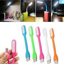 Lampada USB per Tastiera PC Luce Led Flessibile Notebook Lettura Gadget Luminoso