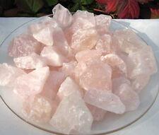 Rosenquarz 1,0 kg, Rohsteine, Wasseraufbereitung (1 kg = 17,20 EUR)