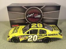 2013 Action BRIAN VICKERS #20 Dollar General AUTOGRAPHED Diecast Nascar 1/24