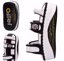 Jayefo Strike Kick thai Pad Shield focus Curved Muay Thai MMA Kicking boxing jfo