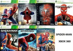 Xbox 360 Spider-Man Game Xbox 360 Excellent - Bundle or Buy 1 - Fast Delivery